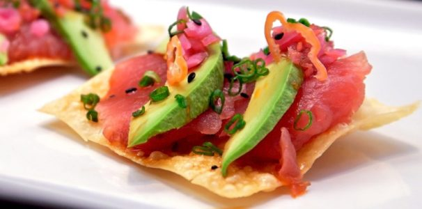 Gastronomic Fusion: Japanese-Mexican