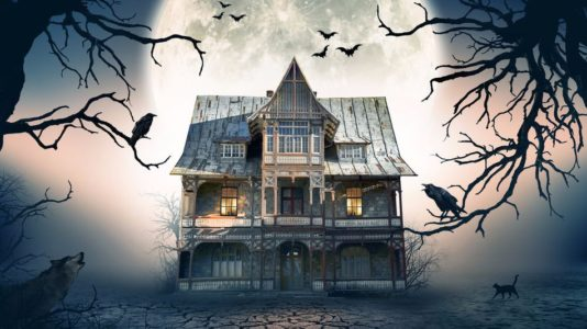 Spooky Houses around the World