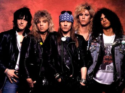 Masterpieces: Guns and Roses-Appetite for destruction