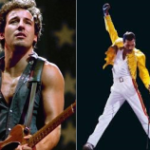 Freddie Mercury vs Bruce Springsteen
