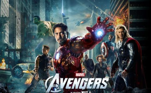 Movies that Rock: The Avengers