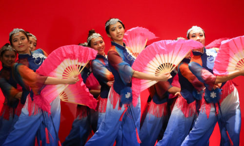 Fan Dance (China)