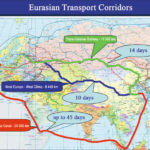 Russia and China Agreement For International Transport Corridors