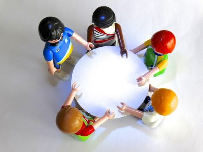 People Smart: Create a Roundtable