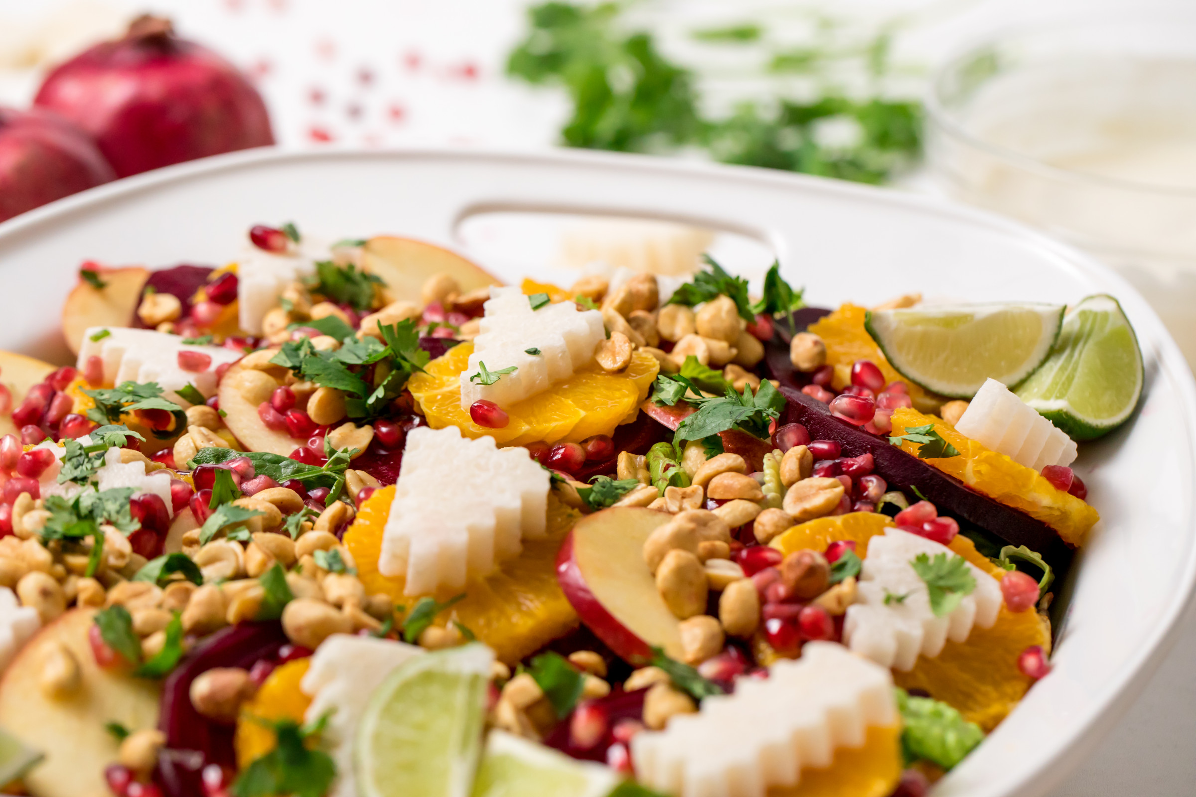 Christmas Eve Salad Recipe