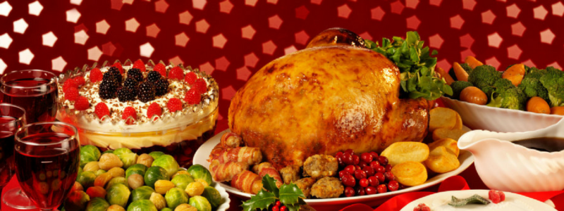 Preparing your Christmas Dinner with Different Budgets