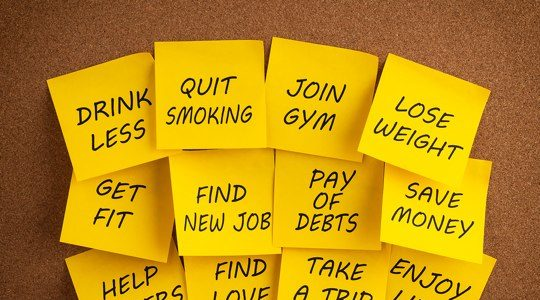Write About Advice to Reach Your Resolutions