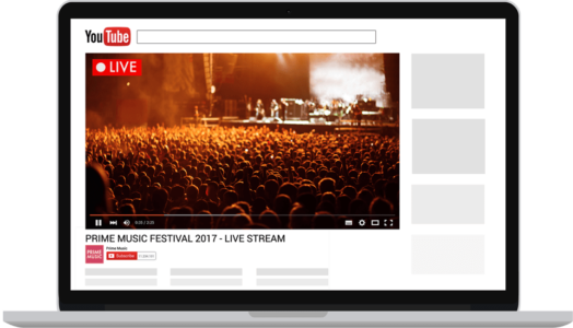 Youtube Geo located Video Search and Trends