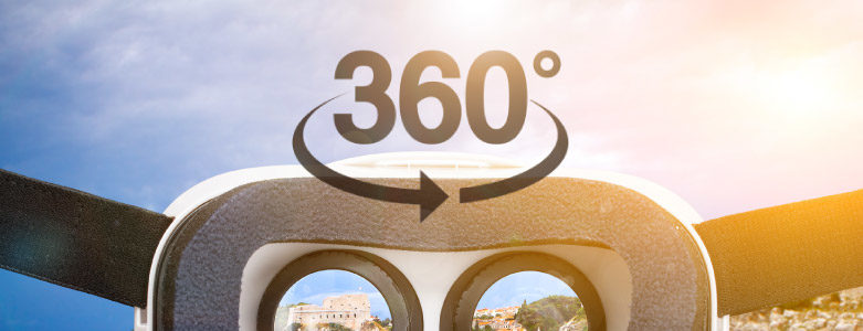 More 360 – degree Video Content